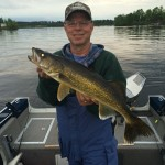 Lake Vermilion walleye fishing