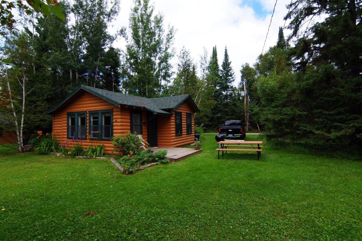 Lake Vermilion cabin for rent