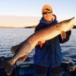 Lake Vermilion northern pike