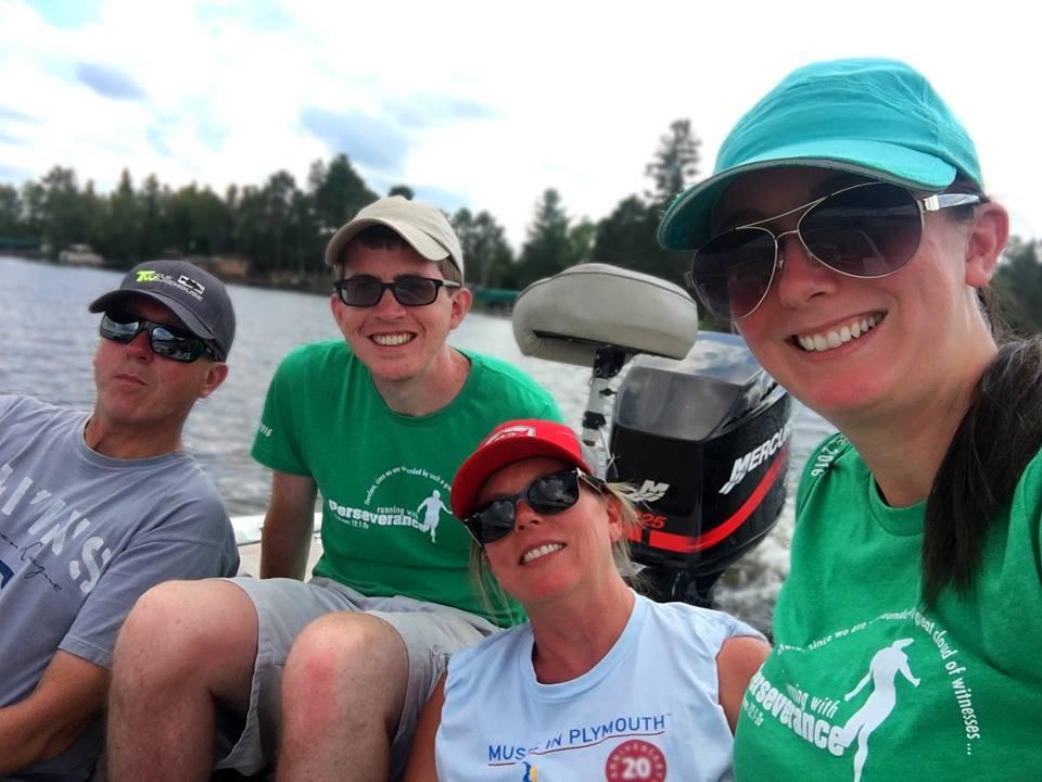family fishing trip on Vermilion