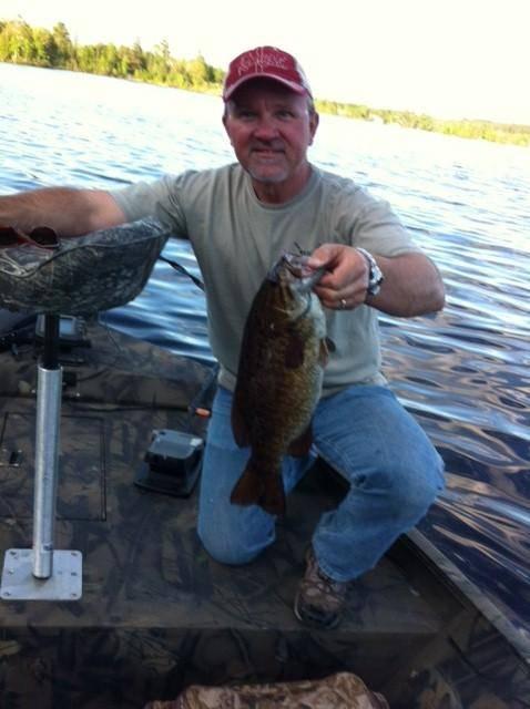 Fishing Lake Vermilion for bass