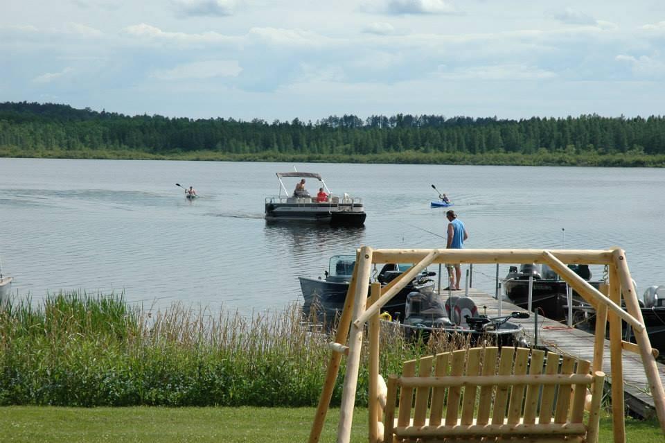 family activities Minnesota resort