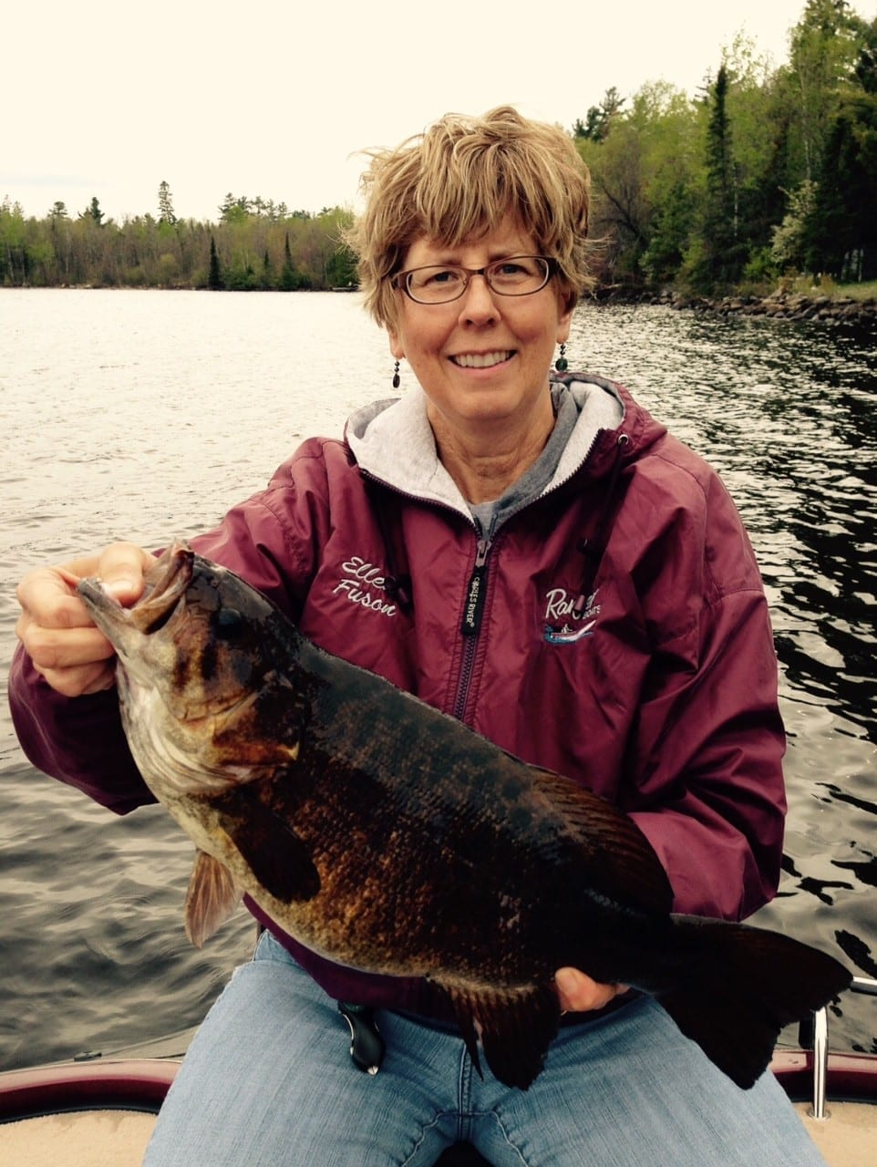 Lake vermilion fishing report for may 2015 everett bay lodge for Lake vermilion fishing reports