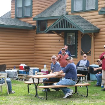 Lake Vermilion resort fish fry