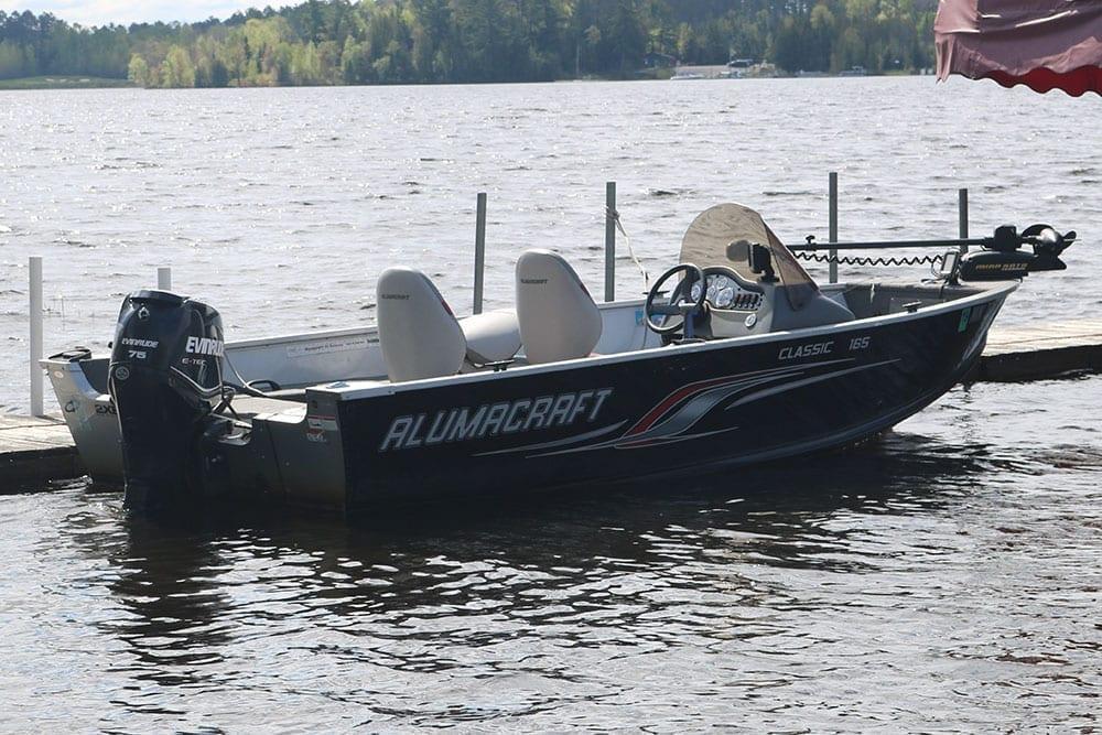 Alumacraft Classic 165 CS Boat Rental