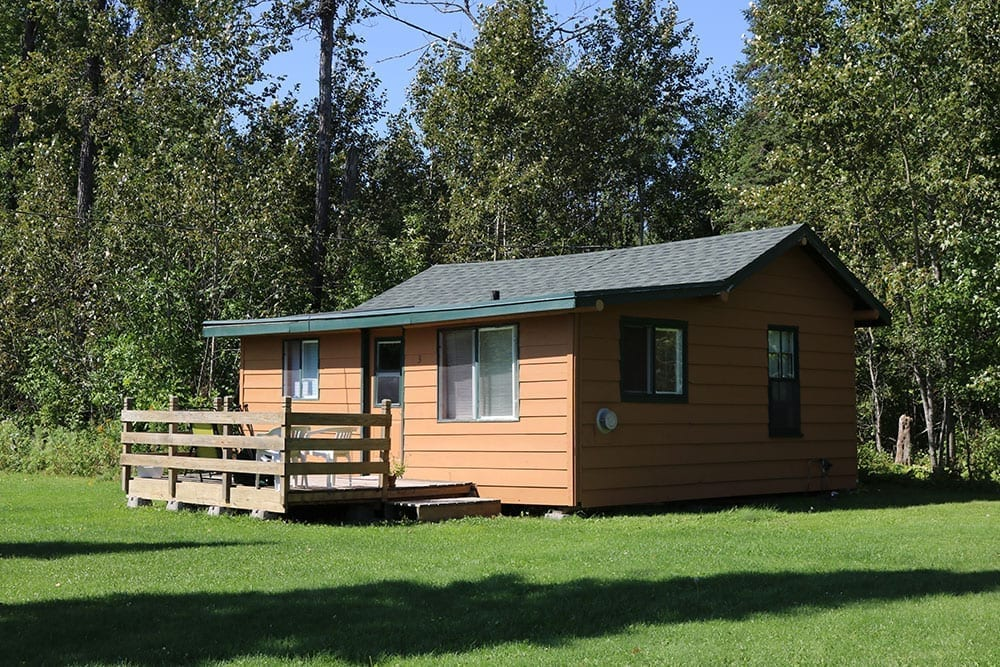 Minnesota resorts lakefront cabin